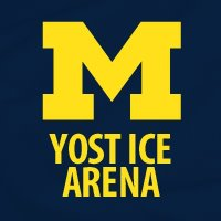 Yost Ice Arena Logo